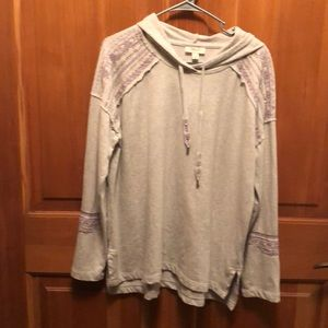 Style &Co woman's sweatshirt L